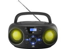 OK. ORC 333-B Tragbarer Stereo CD MP3 USB Radiorecorder Schwarz NEU OVP