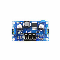 XL6009 DC 4.5-32V to 5-52V Boost Step-up Power Supply Module+LED Voltmeter