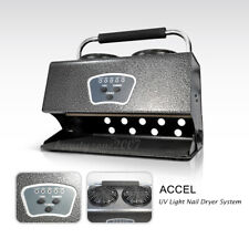 Accel UV Light Nail Dry with the combination of Light ,heat, and air