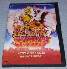 Blazing Saddles DVD (RARE oop)