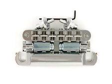 Tone Pros Standard Thread Bridge/Tailpiece Set LPNM04-N Nickel Finish