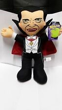 "Halloween Count Dracula Vampire Toy Factory Monster 13"" Plush New With Tags 2013"