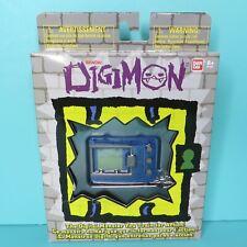 Bandai Digimon 20th Anniversary Blue Digivice Virtual Pet Monster Fighter New