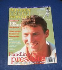 WISDEN CRICKET MONTHLY JUNE 1997 - THE ASHES - WHO WILL WIN/MIKE ATHERTON TALKS