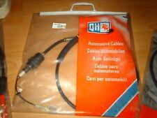 Clutch cable Rover 216 1.6 1.6i auto adjustment 1985 - 90 RHD