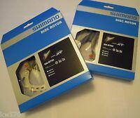 XT - Disque Shimano Sm-Rt86 Icetechnologies à 6 Trous + Vis/Vis 160/180/203mm B