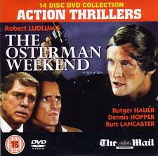 The Osterman Weekend - DVD