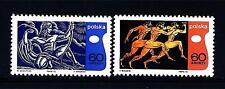 POLAND - POLONIA - 1970 - 10° Giornata internazionale dell'accademia olimpica