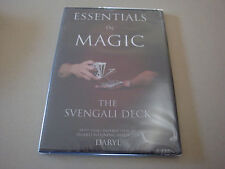 Essentials In Magic The Svengali Deck Dvd By Daryl Routines Tips Tricks Cards