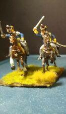 Painted soldiers Napoleonic coalition Waterloo  1/72