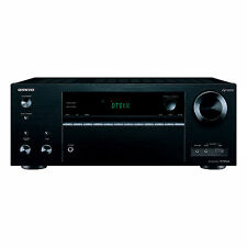 Onkyo TX-NR555 7.2 Channel A/V Wireless Network Receiver with HDCP 2.2/HDR DTS