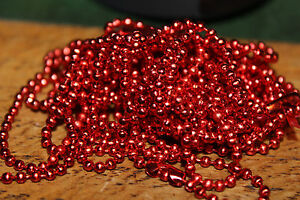 Fly Tying 40 pair 2.0mm Metal Bead Chain Eyes many colours deep nymphs