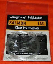 Airflo Polyleader Salmon / Steelhead NEW ~ 14' Clear Intermediate