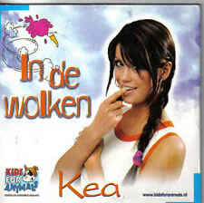 Kea-In De Wolken cd single