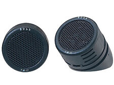 "Boss TW17 1"" Surface/Angle Mount Micro-Dome Car Audio Tweeters (Pair)"