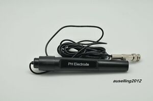 Aquarium Hydroponic pH Probe Electrode BNC Connector