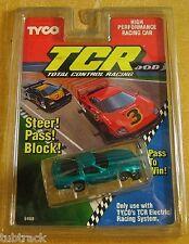 1991 TYCO TCR Corvette ZR-1  HO Slot Car RARE MOC 6469