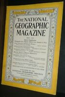 National Geographic Magazine May 1936 Utah Normandy Butterfly Jewels Coke Ad