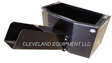 New Bd Concrete Material Bucket Skid Steer Loader Attachment Kubota Bobcat Volvo