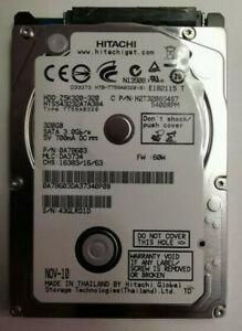 """Hitachi 5K320-320 320GB 5400 RPM 2.5"""" SATA"""