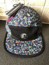O'neill Mens BM Collab Cap Hat One Size Black Aop