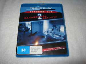 Paranormal Activity 2 - Extended Cut - Blu-Ray - VGC - Region B