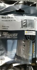 SIG SAUER FACTORY P239 357SIG 7RD MAGAZINE New in Sealed packaging !ON SALE!