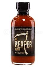 The Reaper Puree - Contains the Hottest Pepper on Earth - Free Shipping