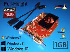 HP Compaq Presario CQ5112F CQ5205Y CQ5210Y CQ5300F 1GB Video Card + HDMI Cables