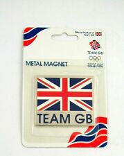 london 2012 METAL MAGNET team GB OLYIMPIC VENUE COLLECTION