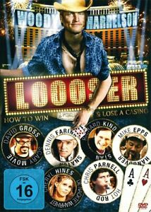 Loooser - How to win and lose a Casino [DVD/NEU/OVP] Woody Harrelson, Shannon