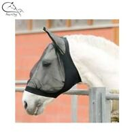 Stretch Lycra Eyesaver With Ears Fly Mask, All Sizes,Secure Fit FREE DELIVERY