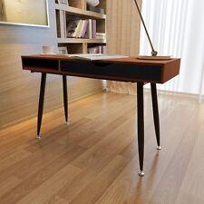 vintage office desks. brown writing desk vintage minimalist retro bedroom home office furniture new desks i