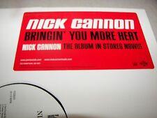 """NICK CANNON KEY CUTS 12"""" Sampler NM Jive JDAB-61231-1 2004 PROMO"""