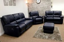 Unbranded Leather Corner/Sectional Sofas