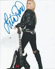 Lita Ford Signed Autographed 8x10 Photo The Runaways Joan Jett 'Gotta Let Go'