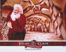 Tim Allen HAND SIGNED 8x10 Photo Autograph,The  Santa Claus, Toy Story, Buzz (E)