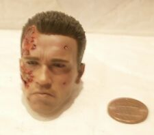 Hot Toys Terminator 2 T800 battle damaged sculpt PERS 1/6th scale toy accessory