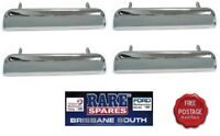 HOLDEN OUTER DOOR HANDLES FIT LH LX UC & HQ HJ HX HZ WB RARE SPARES MONARO GTS