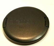 Sigma 58mm snap on type Lens Front Cap 70-300mm f4-5.6 APO Macro