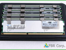 Lot 4 HP 500206-071 516423-B21 Samsung 8GB PC3-8500R DDR3 1066 Server Memory RAM