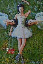 THE VAMPIRE DIARIES - A3 Poster (42 x 28 cm) - Nina Dobrev Clippings Sammlung