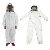 Beekeeper Protective Suit Beekeeping Full Body Suit for Beekeeper L-2XL