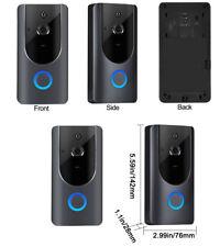 Smart Wireless WiFi Video Doorbell HD Camera Door Bell Pir Motion Detection US