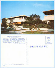 Florida Terrace Apartments St Petersburg Florida  Postcard Auto Architecture