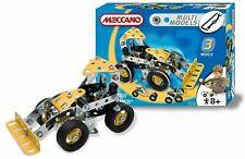 Meccano Multi Models Construction Kit (3 Models) No. 2520 (New & Sealed)