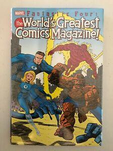 Fantastic Four : The World's Greatest Comics Magazine! Hardcover  Marvel
