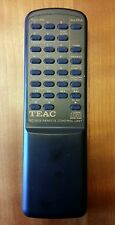 TEAC RC-505 Remote Control for a C/D Digital Audio