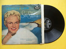 Peggy Lee - Coquillages, Stella Castellucci Harpiste, Brunswick LAT-8266 VG LP