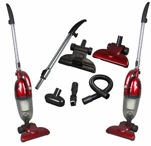 Hand Held & Upright Bagless Compact Lightweight 2 in 1 Vacuum Cleaner Hoover UK